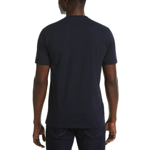 Original Penguin Pete Fill T-Shirt Dark Sapphire - ANTHEM