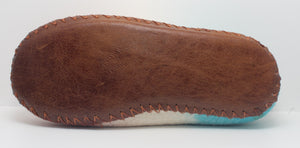 Real Leather sole