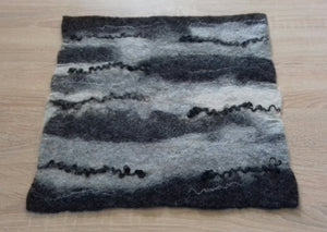 Handfelted Dining Table Coaster