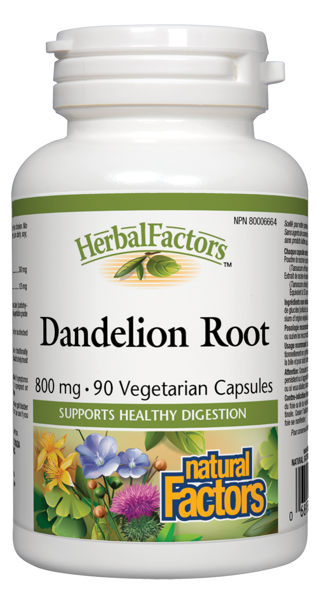 Dandelion Root is a great product for maintaining digestive health. It stimulates the release of bile from the gallbladder and improves liver function. It helps the liver detoxify and helps purify the blood. Dandelion root also promotes regularity of bowel movements, improves appetite, skin conditions, and restores gastric balance.