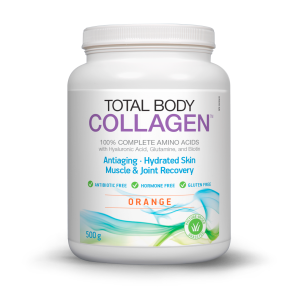 Natural Factors Total Body Collagen Orange