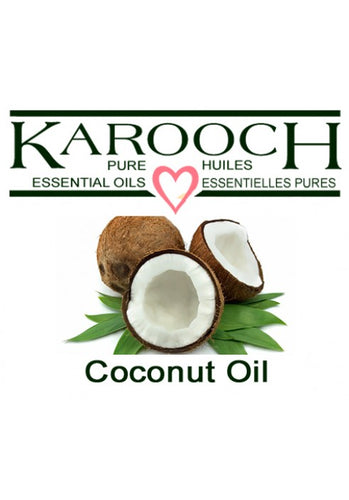 Fractionated Coconut Carrier Oil