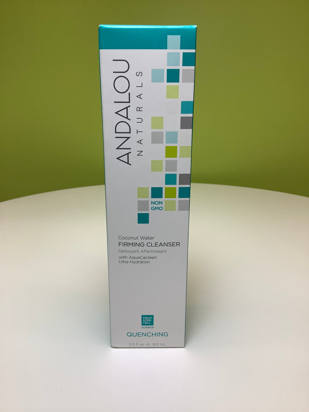Andalou Naturals Firming Cleanser