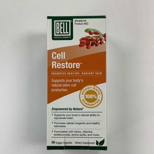 Bell  Cell Restore Capsules
