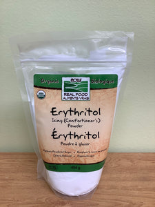 Now Real Food Erythritol Icing Powder