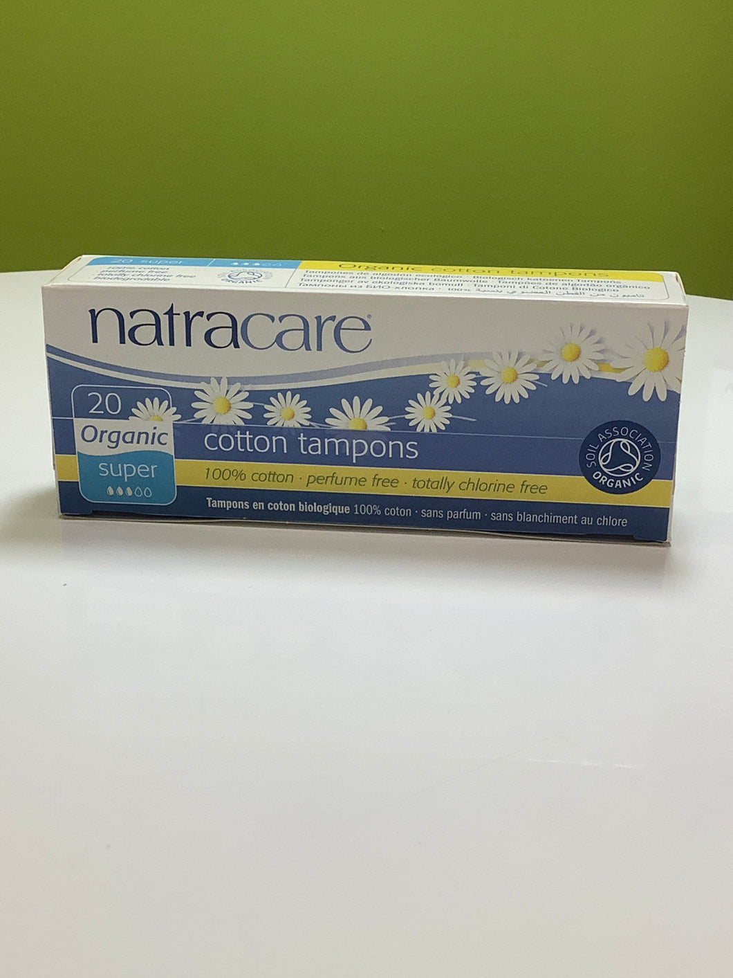 Natracare Super Tampons