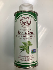La Tourangelle Infused Basil Oil