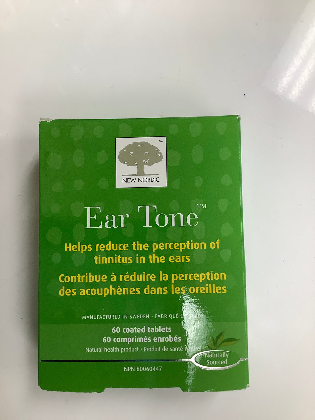 New Nordic Ear Tonic