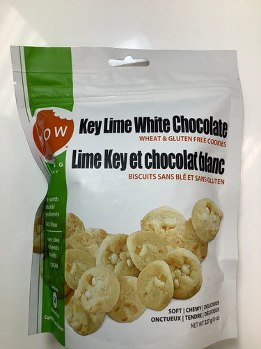 WOW Baking Key Lime White Chocolate Cookies Wheat & Gluten-free