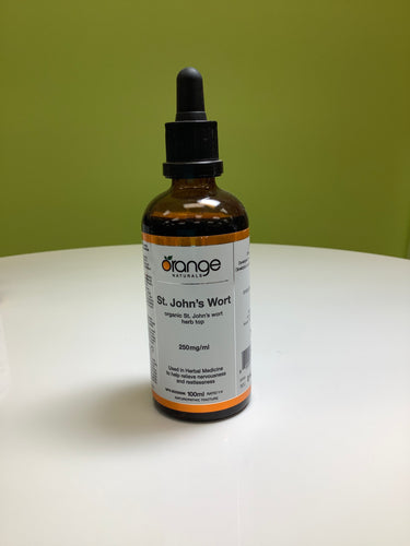 Orange Naturals St John's Wort Tincture