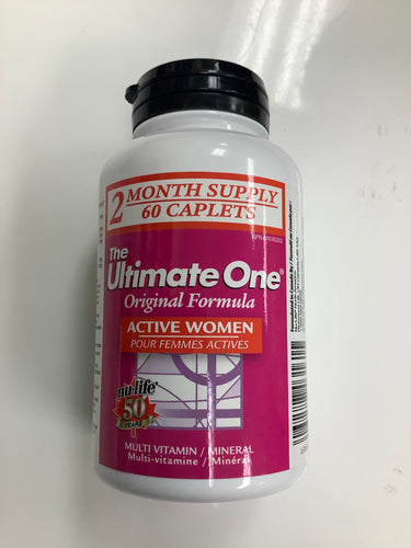 Nu-Life The Ultimate One Active Women 60's