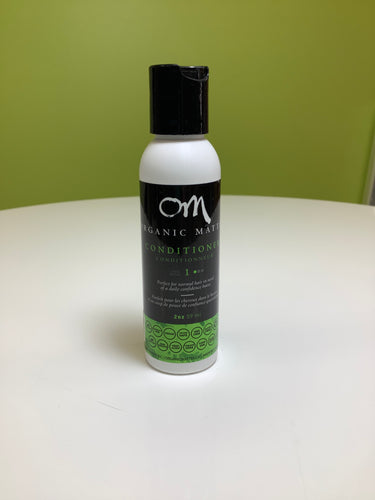 OM Organic Matter Level 1 Conditioner Travel Size