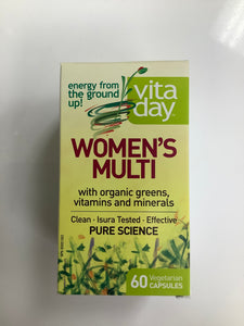 Assured Natural Vita Day Women's Multi