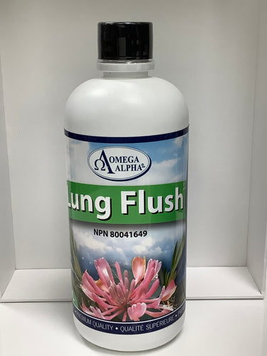 Omega Alpha Lung Flush Liquid