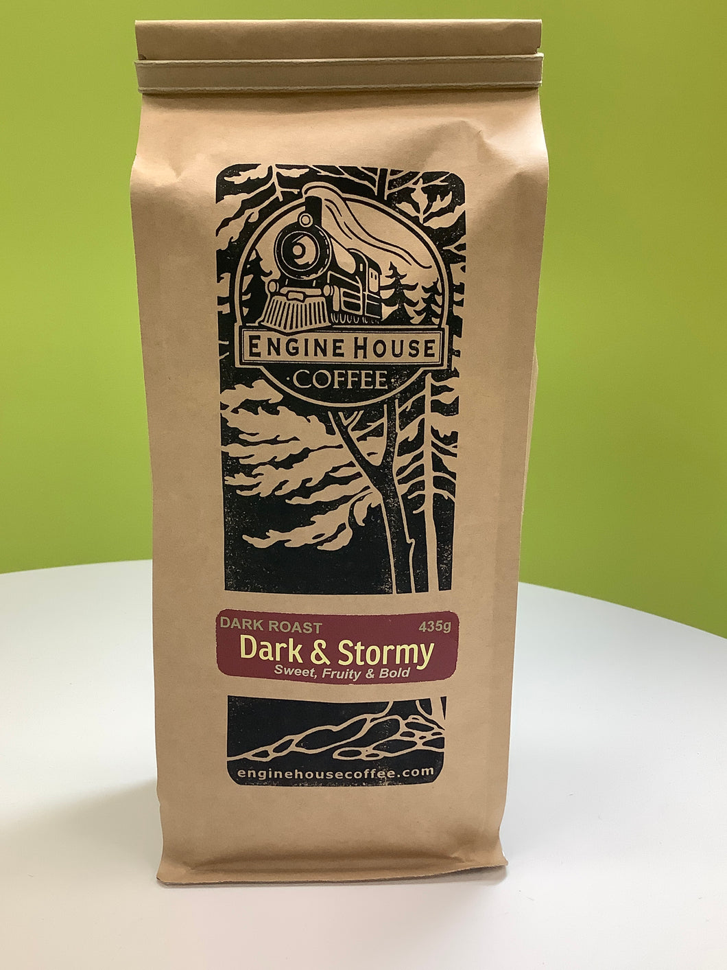 Engine House Dark & Stormy Coffee