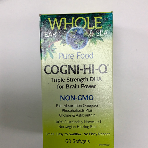 Whole Earth and Sea COGNI-HI-Q