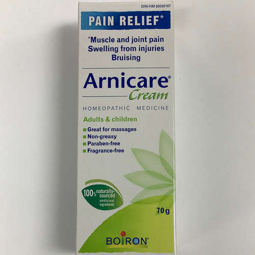 Boiron Arnicare Pain Relief Cream