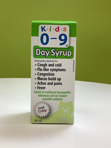 Homeocan Kids 0-9 Day Syrup