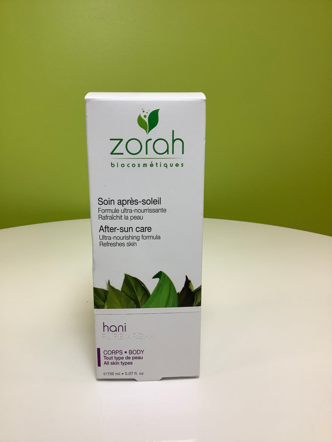 Zorah Biocosmetiques Hani After Sun Care