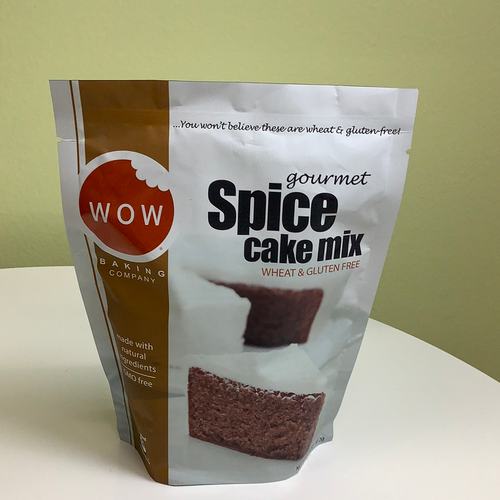 WOW Baking Company Gourmet Spice Cake Mix Wheat & Gluten-free