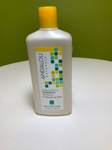 Andalou Naturals Sunflower and Citrus Shampoo