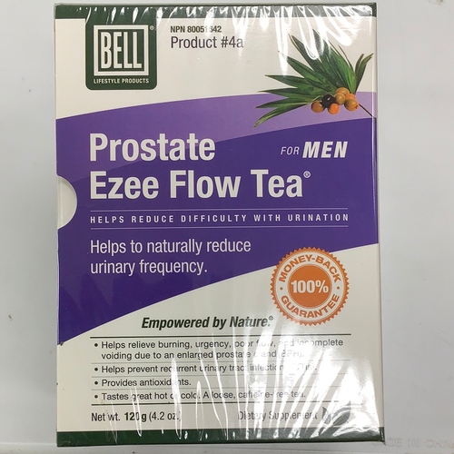 Bell Prostate Ezee Flow Tea #4a for Men