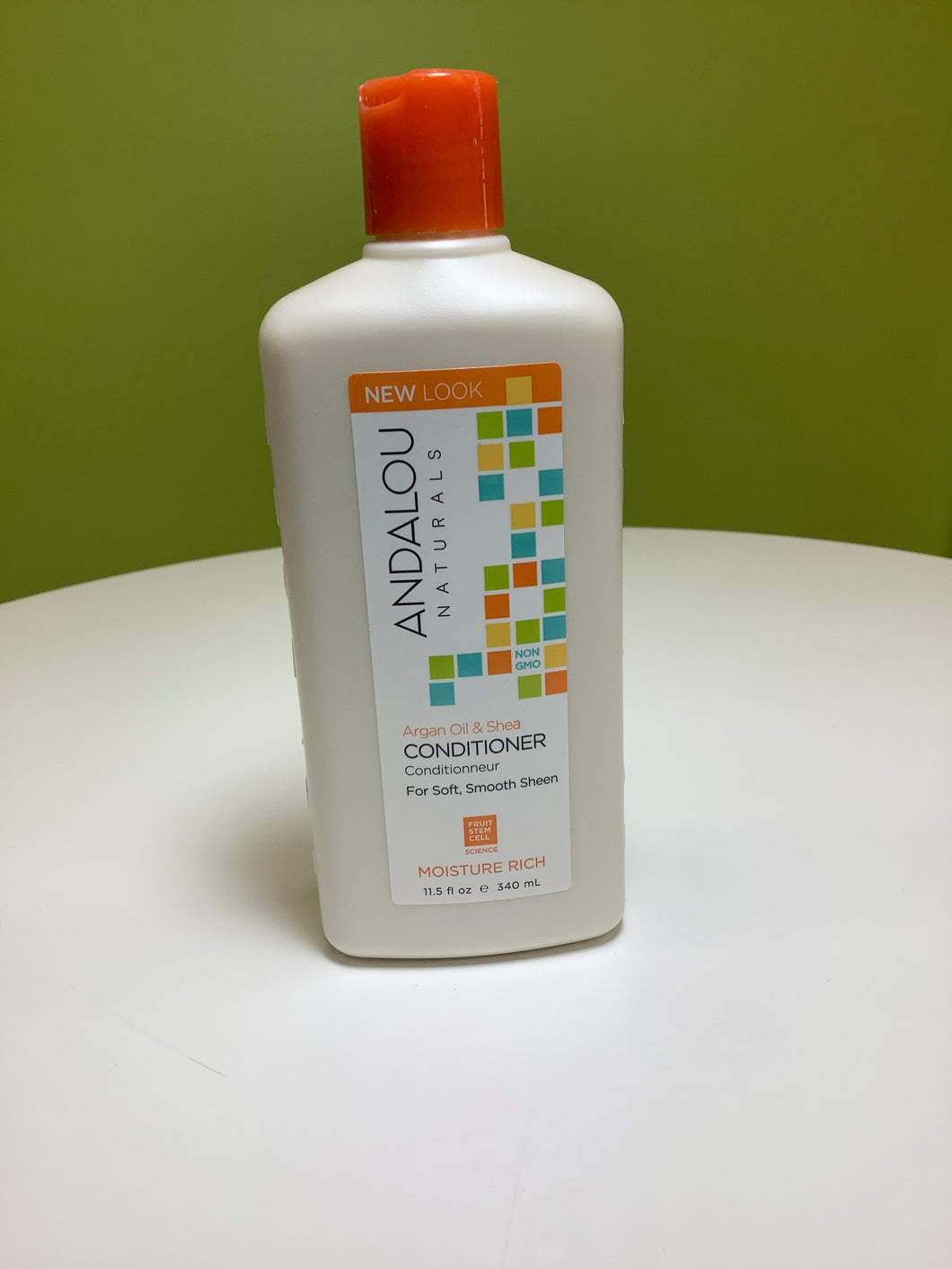 Andalou Naturals Argan Oil and Shea Conditioner