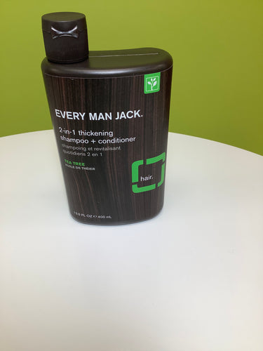 Every Man Jack 2-in-1 Shampoo + Conditioner