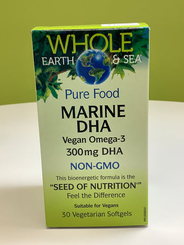 Whole Earth and Sea Marine DHA