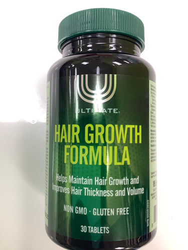 Assured Natural Ultimate Hair Growth Formula