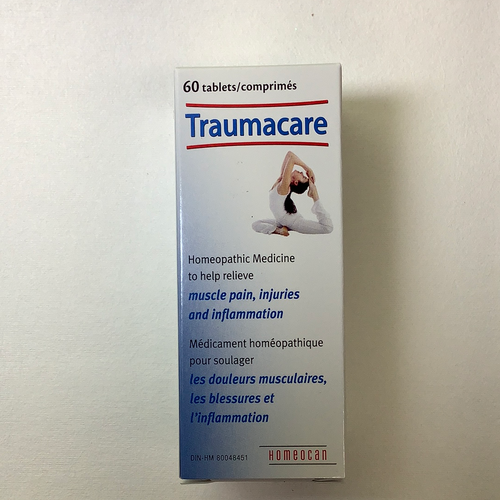 Homeocan Traumacare Homeopathic Tabets