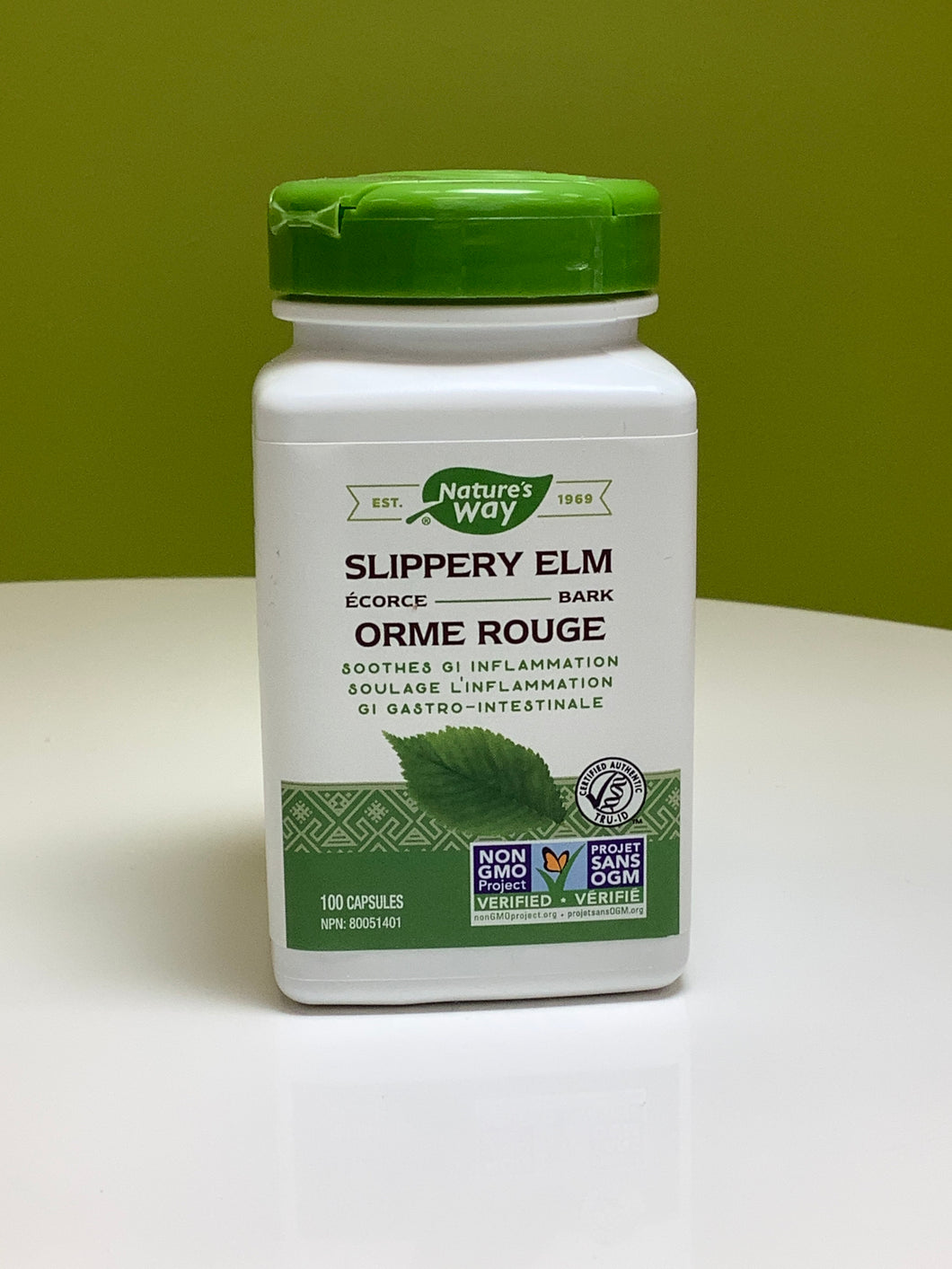 Nature's Way Slippery Elm