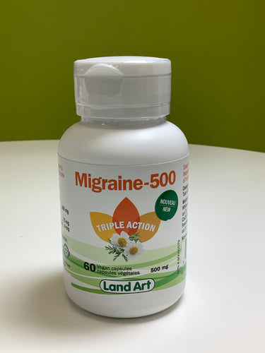 Land Art Migraine-500 Triple Action