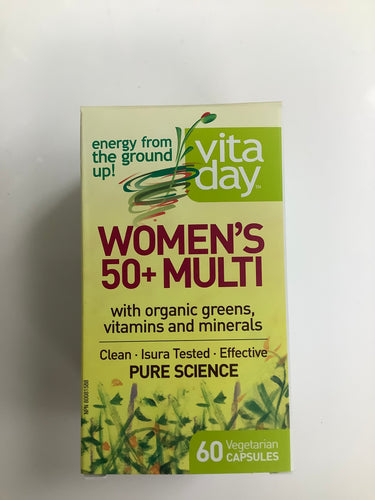 Assured Natural Vita Day Women's 50+ Multi