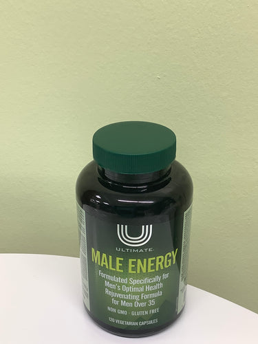 Assured Natural Ultimate Male Energy 120's