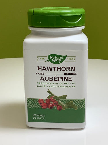 Nature's Way Hawthorn