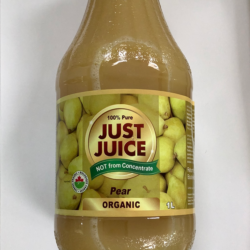 Just Juice Pear