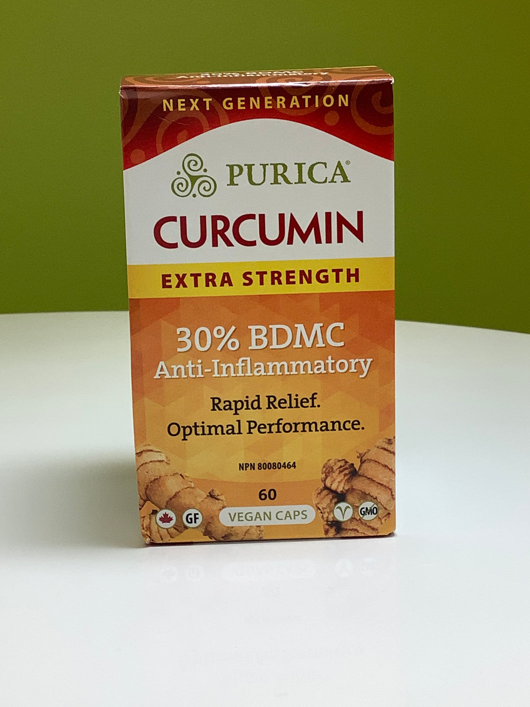 Purica Curcumin Extra Strength