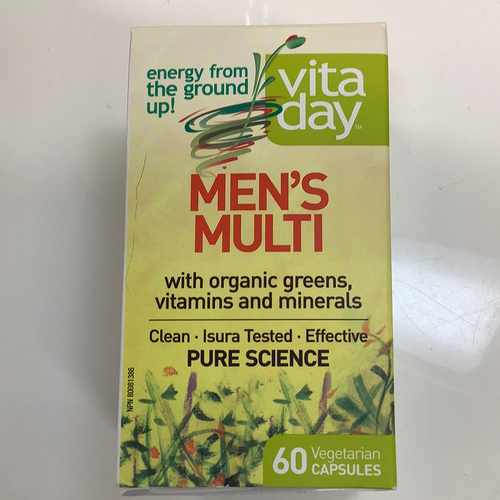Assured Natural Vita Day Men's Multi