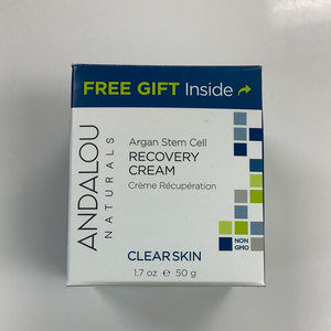 Andalou Naturals Recovery Cream