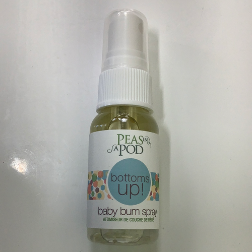 All Things Jill Peas in a Pod Bottoms Up Baby Bum Spray 30ml