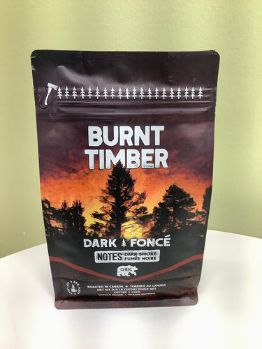 Calgary Heritage Burnt Timber Dark Roast
