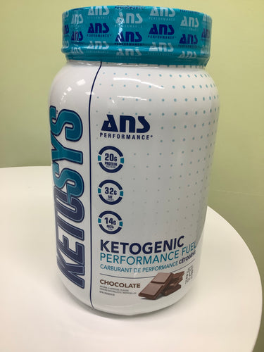 ANS Ketosys Keto Performance Fuel Chocolate