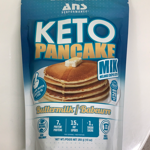 Ans KETO Buttermilk Pancake Mix 283g