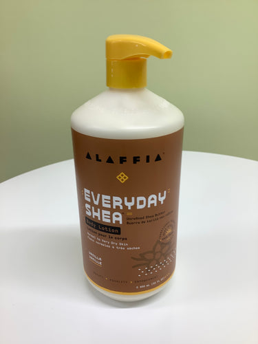 Alaffia Everyday Shea Vanilla Body Lotion