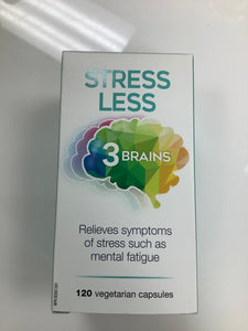 3 Brains Stress Relief