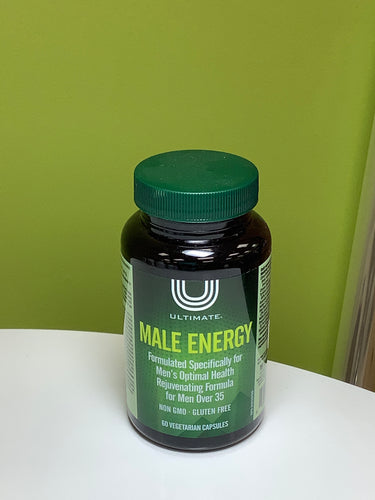 Assured Natural Ultimate Male Energy 60's