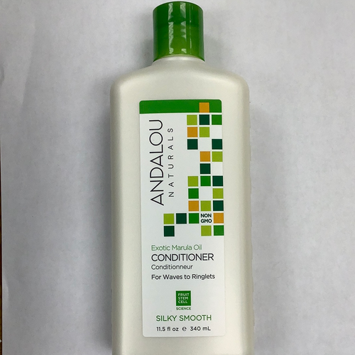 Andalou Naturals Exotic Marula Oil Conditioner For Waves To Ringlets