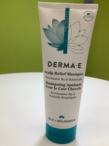 Derma E Therapeutic Scalp Relief Shampoo