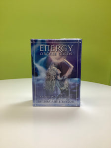 Energy Oracle Cards Deck and Guidebook